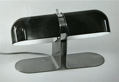 Low Lamp by Andre Ricard for Metalarte (1973)