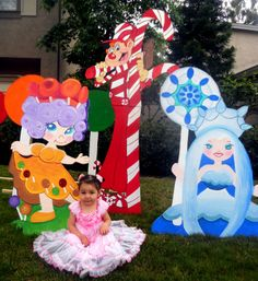 candy land prom | Candyland parties are even