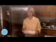 Peach Ice Cream - Throwback Thursday - Martha Stewart - YouTube