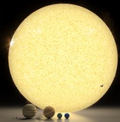 Sistema solar…