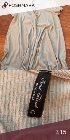 NWOT Shift dress Never worn! Bought at a little boutique in Portland! Dresses Mini