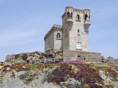 Castillo Santa Catalina Cadiz, Andalusia, Tower Bridge, Spain, Travel, Costa De La Luz, Castles, Buildings, Earth