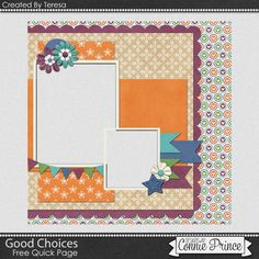 Connie Prince Digital Scrapbooking News: Game, Sales and a Freebie