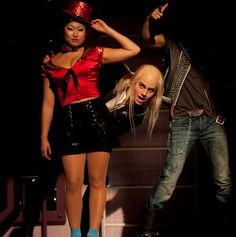 Glee: Rocky Horror Picture Show is here! One of my favorite episodes!