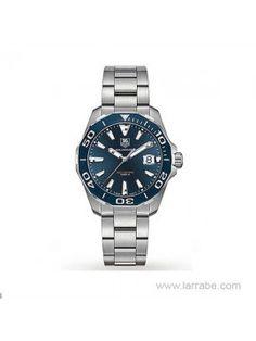 8b0c89140ad8 En Joyería Larrabe ya puedes comprar online al mejor precio el reloj Tag  Heuer Aquaracer Aluminium