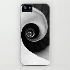 Minimal B&W IV iPhone & iPod Case by Viviana González - $35.00