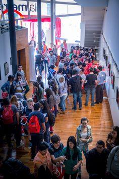 Cierre de los Talleres Gratuitos para estudiantes secundarios - Septiembre 2014