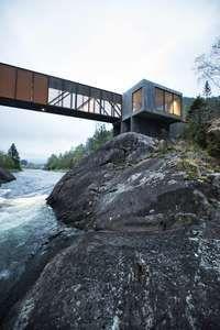 Høse Bridge on Architizer