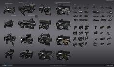 Картинки по запросу weapon variations