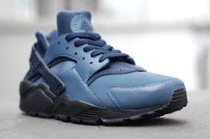 Nike 2014 Air Huarache Slate Blue 02
