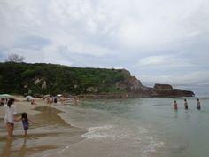 Praia da Guarita - Torres RS, Brasil
