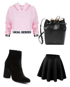 """""""Untitled #35"""" by emilistrand ❤ liked on Polyvore featuring Local Heroes, Witchery and Mansur Gavriel"""