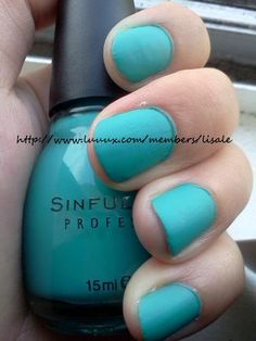 "Sinful Colors ""Savage"" 