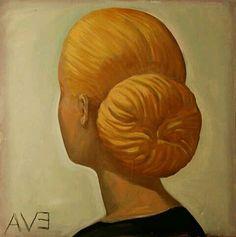 Eva por Santoro. Painting, Art, Painting Art, Paintings, Drawings