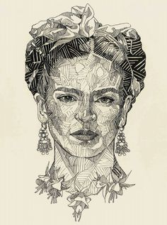 The Frida Kahlo.