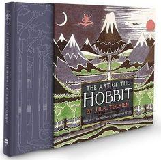 Art of the Hobbit: Never-Before-Seen Drawings by J.R.R. Tolkien | Brain Pickings