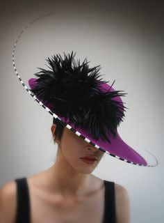 William Chambers Millinery - Autumn\Winter 2008/2009 Collection