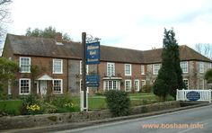 Millstream Hotel and Restaurant ~ Bosham, Chichester, England