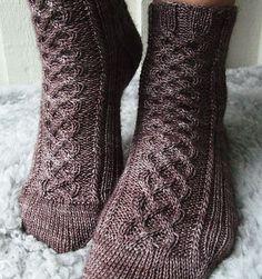 Ravelry: Oden socks by Mia Dehmer / VickeVira