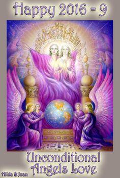 Happy 2016 Unconditional Angels Love