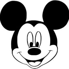 mickey-mouse-car-sticker | Car and Van Sticker, Car decals
