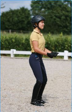 Dressage Position: Balance and Your Hip Angle Explained | Dressage Today