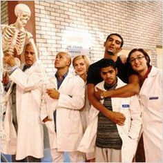 A french TV show called H for Hospital but it could have been for hilarious.  Jamel Debbouze really made it funny.