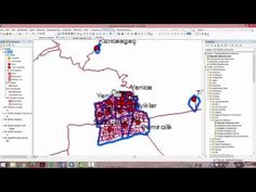 How to Calculate shortest Paths for Multiple Origins/Destinations with ArcGIS 10.2 - YouTube