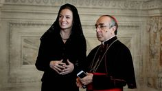 Prime minister of Greenland and Voiella The Young Pope