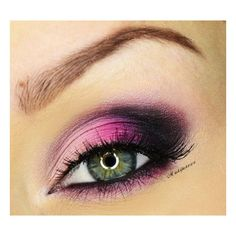 Idea Gallery Roundup: January 2013 | Makeup Geek ❤ liked on Polyvore
