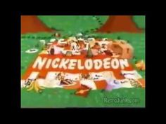 Nickelodeon Bumpers 80's and 90's 16 30 - YouTube