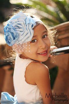 Cinderella Inspired Rosie Hair Headband by rossandrosiedesigns, $46.00