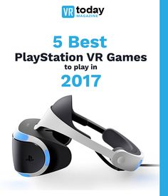 It's time to take a look at the budget VR machine to rule them all. The PSVR (Sony PlayStation VR) has plenty of content, but we have hand-picked our 5 favorites for you to try first!
