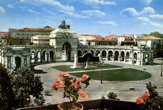 Parma, Monumento a Giuseppe Verdi, 1980s