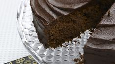 Michael Caines' Divine Chocolate Fudge Cake