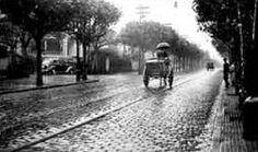 São Paulo. Brasil. Av. Paulista nos anos 20.