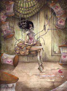 Ilustración de Kmye Chan
