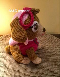 Patrulla Canina M&C crochet