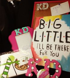 big/little gifts!