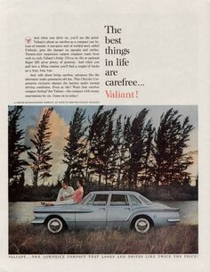Car Show Classic: 1960 Valiant V-200 - No, It's Not a Plymouth, Not Yet