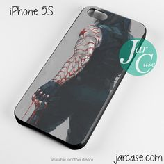 Bucky Is Winter Soldier Phone case for iPhone 4/4s/5/5c/5s/6/6 plus