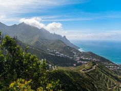 Tenerife, Anaga Mountains, Canary Islands, Almaciga. BLONDEONHOLIDAYS.COM