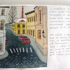 sketchbook. yelena bryksenkova.