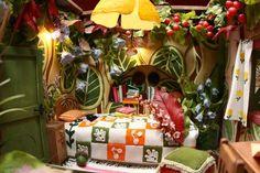 The Borrowers/Arrietty's bedroom: miyazaki_fanart: Миниатюры Aesthetic Desktop Wallpaper, Iphone Background Wallpaper, Studio Ghibli Art, Studio Ghibli Movies, 3d Street Art, Miyazaki, Anime Shows, Decoration, Art Projects