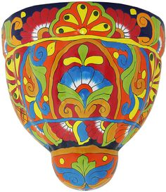 I love Talavera pottery, and have a few pieces.