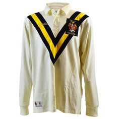 398f5f9a437 Vintage Castleford 1969 Malcolm Reilly Hall of Fame Rugby League Jersey