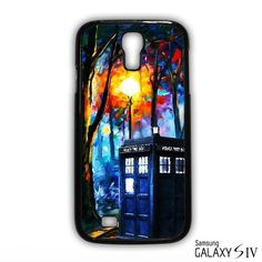 Awesome Tardis painting Dr Who for Samsung Galaxy S3/4/5/6/6 Edge/6 Edge Plus phonecases