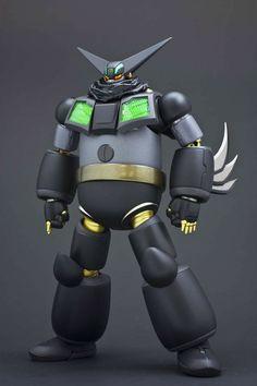 Getter Robo custom paint job