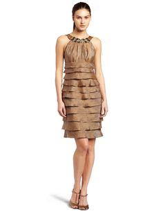 Google Image Result for http://www.newdresses2011.com/wp-content/uploads/cute-party-dress-metallic-brown.jpg