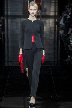 Défilé Armani Privé couture automne-hiver 2014-2015|11